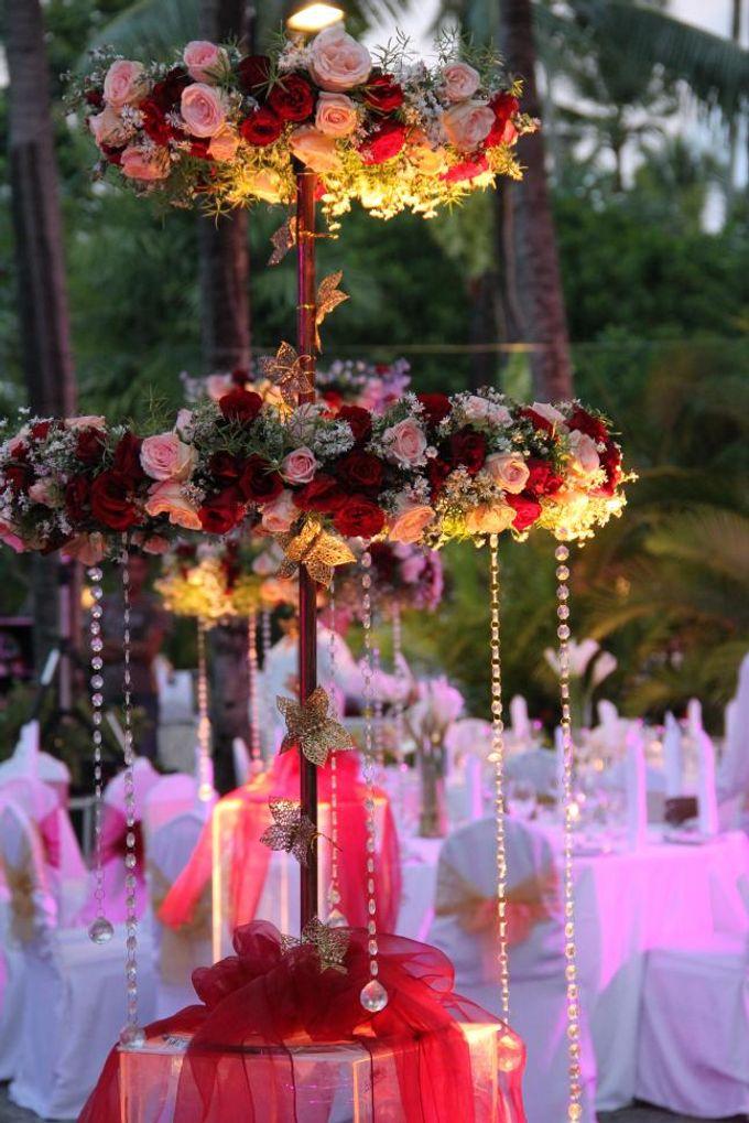 Flowers Decoration by Meliá Bali Indonesia - 010