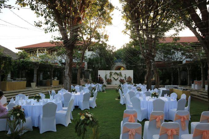 Dinner reception of Meta & Krisna by Sudamala Resorts - 001