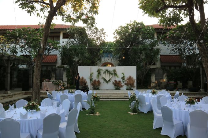 Dinner reception of Meta & Krisna by Sudamala Resorts - 002