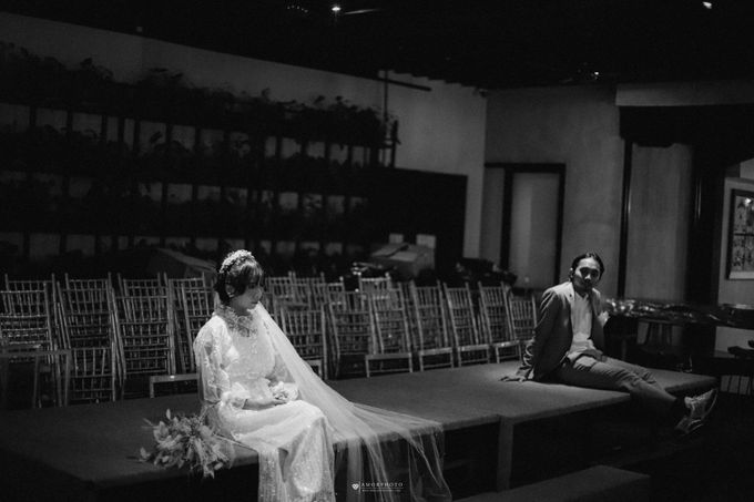 The Wedding of  Bertha & Nando by Amorphoto - 021