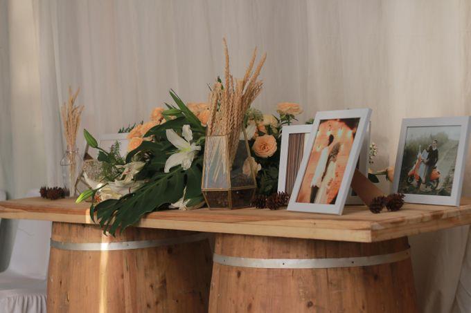 The Wedding of Intan & Fazrin by Decor Everywhere - 005