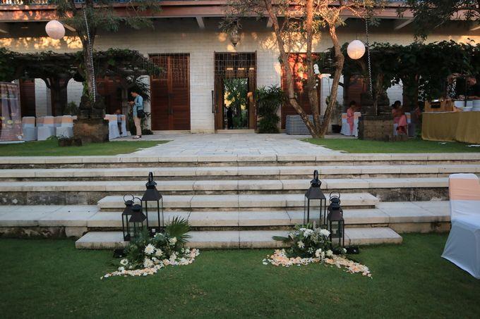 Dinner reception of Meta & Krisna by Sudamala Resorts - 004