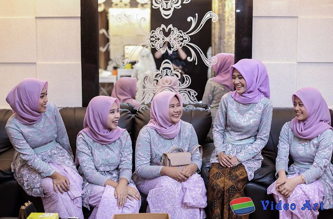 The wedding story  of Echa & Harya by Video Art - 022