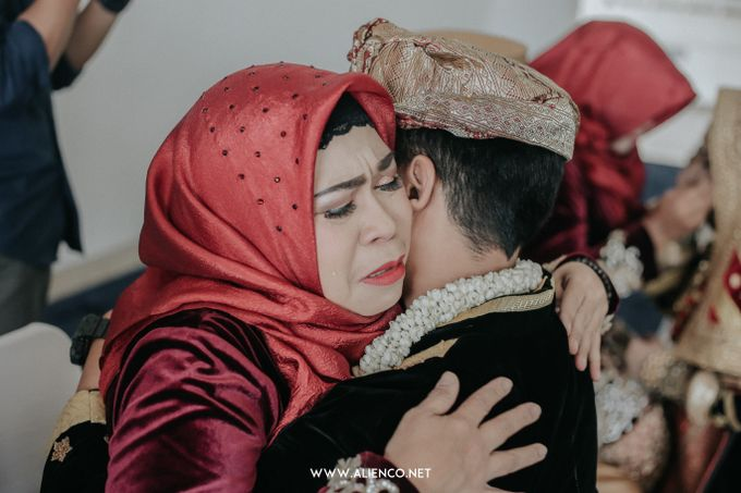 Wedding of Ines & Rizki by Muthia Catering - 005