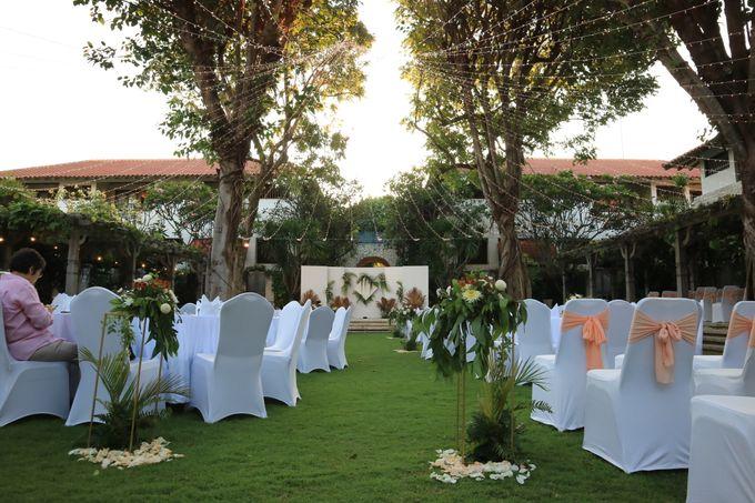 Dinner reception of Meta & Krisna by Sudamala Resorts - 005