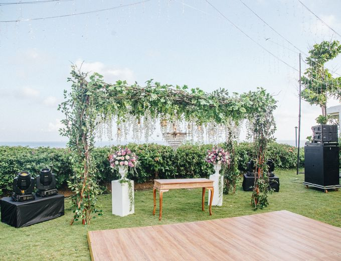 The Wedding of  Lee Hua Ling & Lee Yuet Lii at Banyan Tree by Red Gardenia - 018
