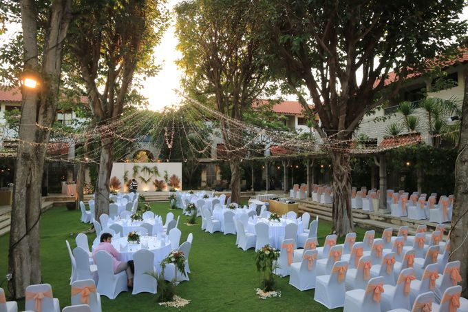 Dinner reception of Meta & Krisna by Sudamala Resorts - 007