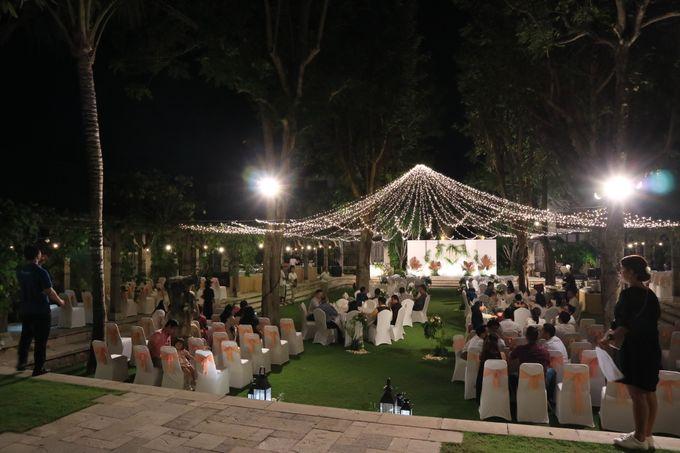 Dinner reception of Meta & Krisna by Sudamala Resorts - 008