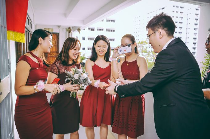 Actual Day Wedding by  Inspire Workz Studio - 022