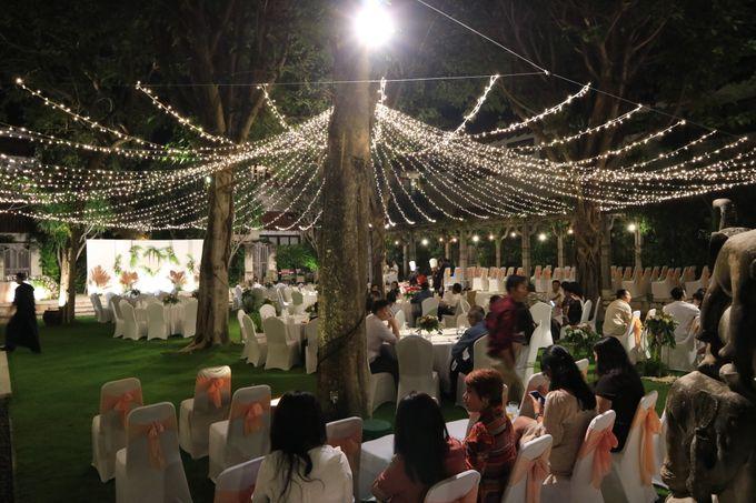Dinner reception of Meta & Krisna by Sudamala Resorts - 009