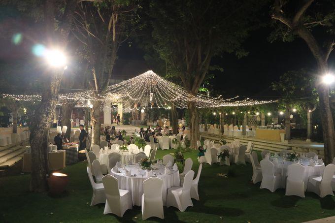 Dinner reception of Meta & Krisna by Sudamala Resorts - 010