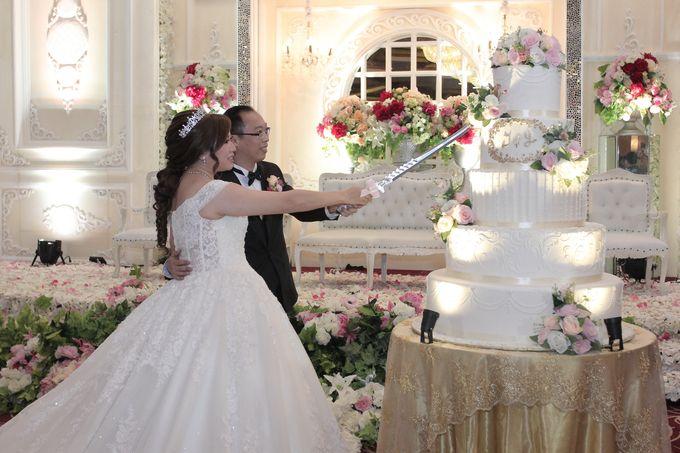 Weddding day of Jujianto & Yuvi at Angke Restaurant Kelapa Gading by Angke Restaurant & Ballroom Jakarta - 004