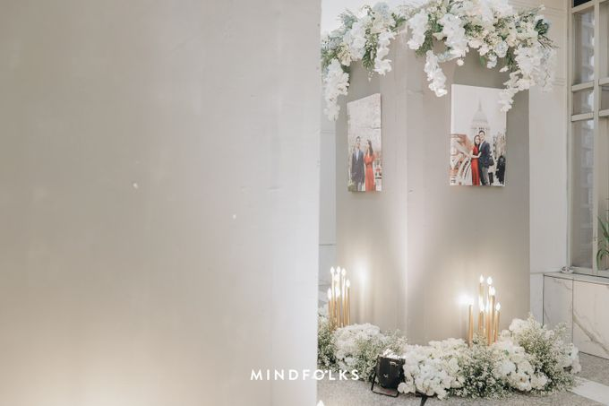 The Wedding of Hanny and Joshua by  Menara Mandiri by IKK Wedding (ex. Plaza Bapindo) - 001