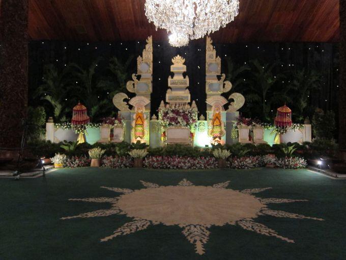 THE WEDDING OF WIRATAMA & SANITCA by PUSPA CATERING - 016