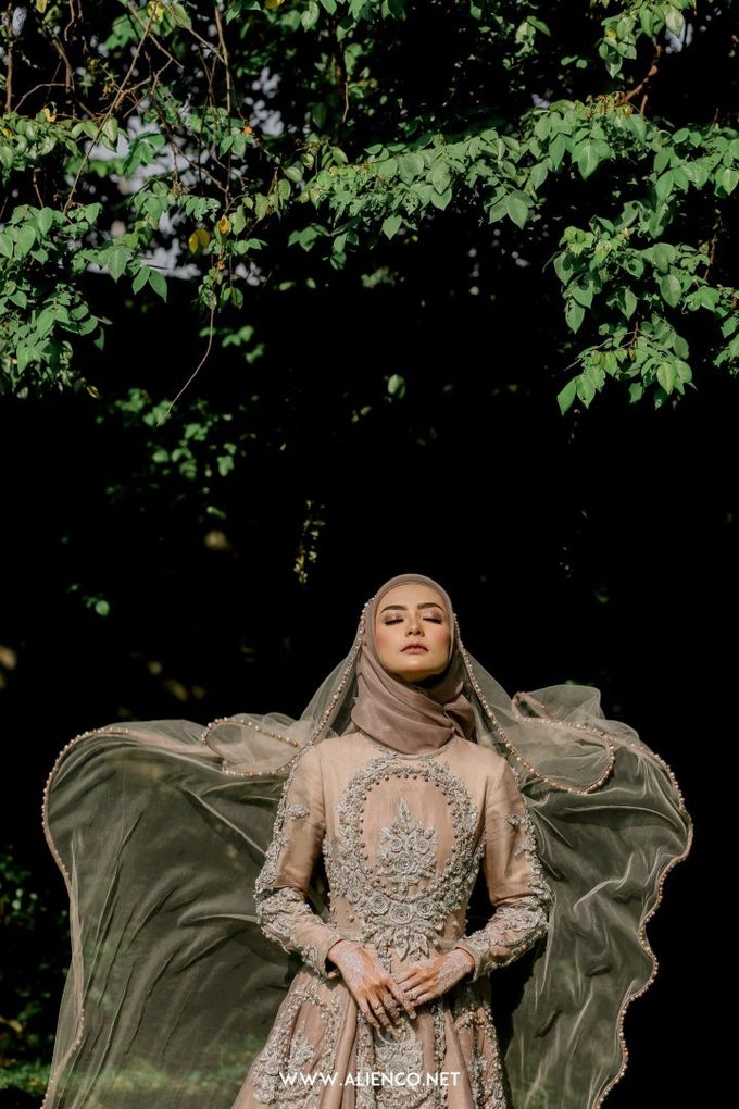 The Wedding Of Melly & Wisnu by alienco photography - 045