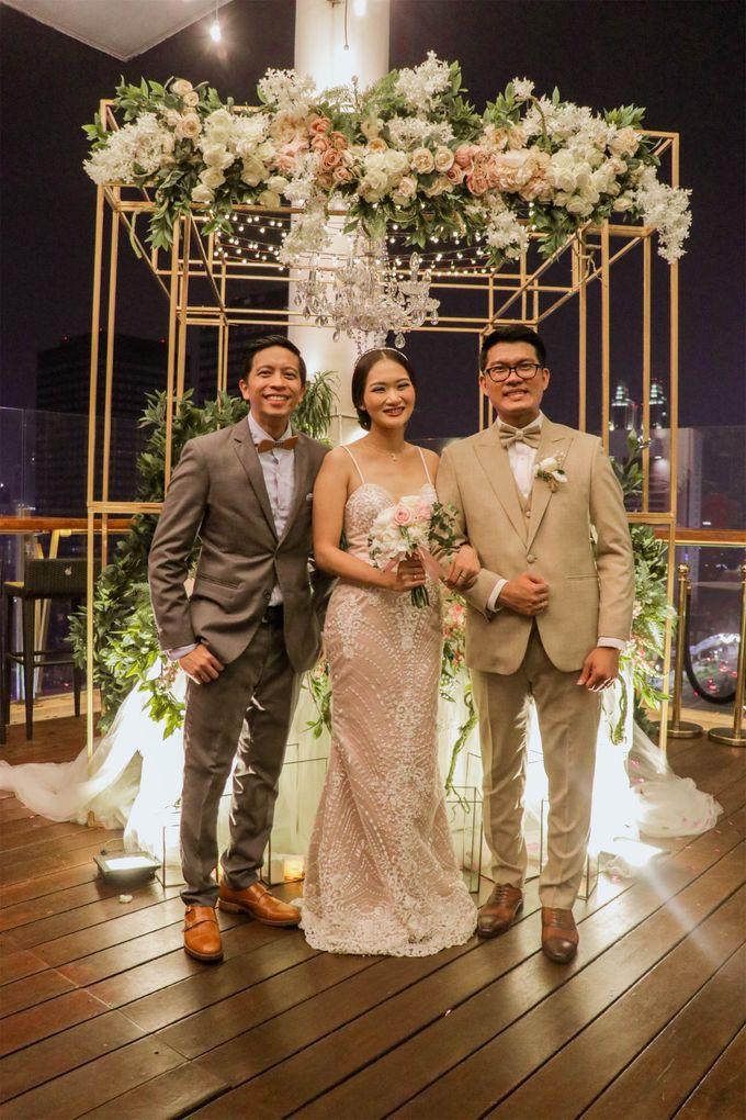 Leo & Sisi Wedding Day by Vedie Budiman - 010