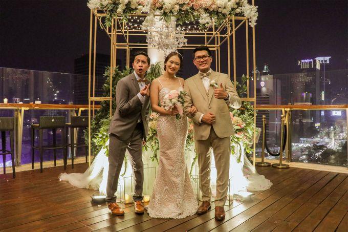 Leo & Sisi Wedding Day by Vedie Budiman - 011