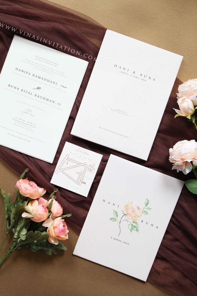 Hani & Buna by Vinas Invitation - 002