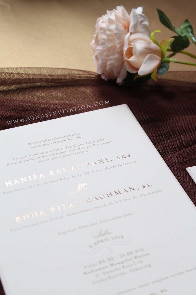 Hani & Buna by Vinas Invitation - 003