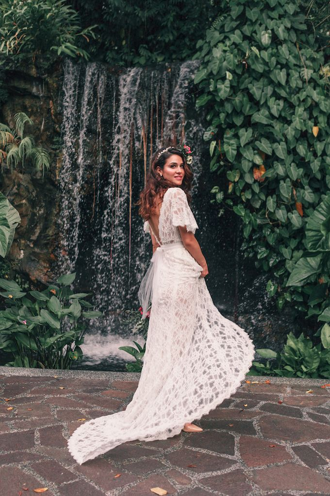 Bespoke Bridal Gowns by Elizabeth Grace Couture - 007