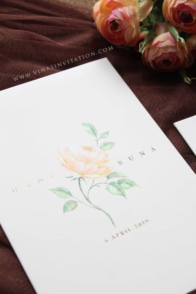 Hani & Buna by Vinas Invitation - 005