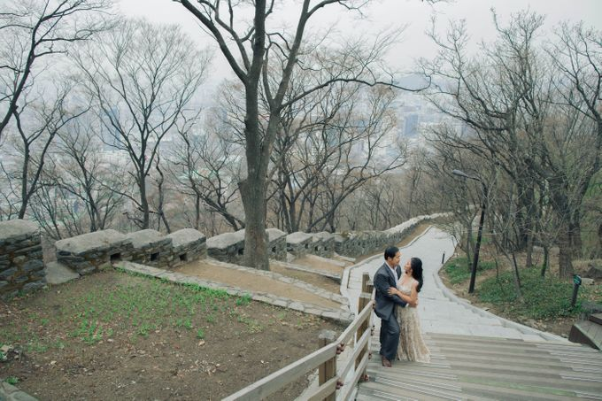 Jeff & Rachel Seoul Pre-wedding by Ian Vins - 031