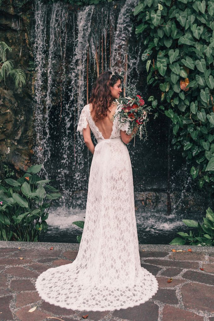 Bespoke Bridal Gowns by Elizabeth Grace Couture - 008