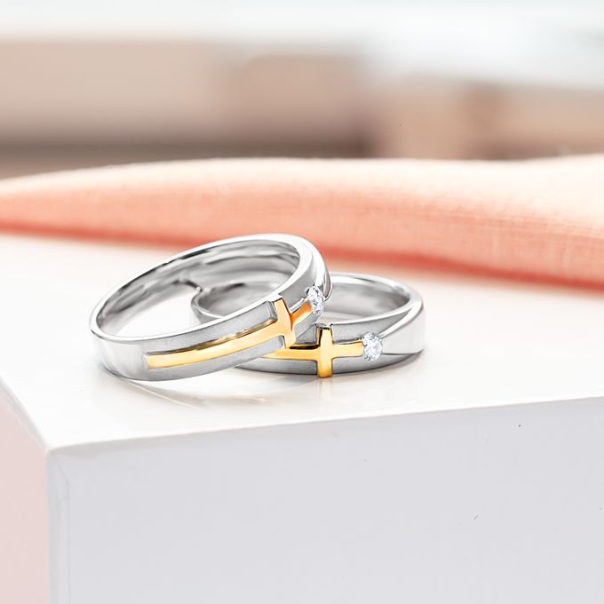 Wedding Ring - Design Collection by ORORI - 002
