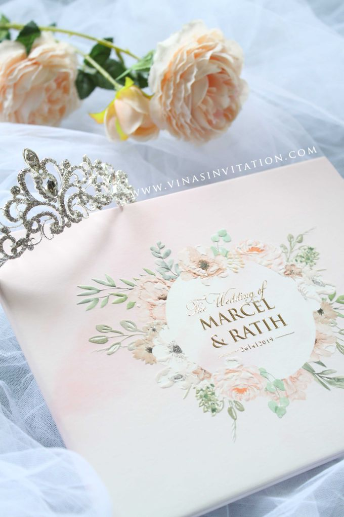 Marcel & Ratih by Vinas Invitation - 003