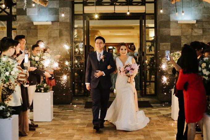 THE WEDDING OF ALVIN & TASYA by Alluvio - 042