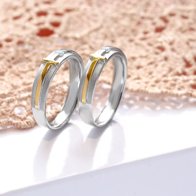 Wedding Ring - Design Collection by ORORI - 001