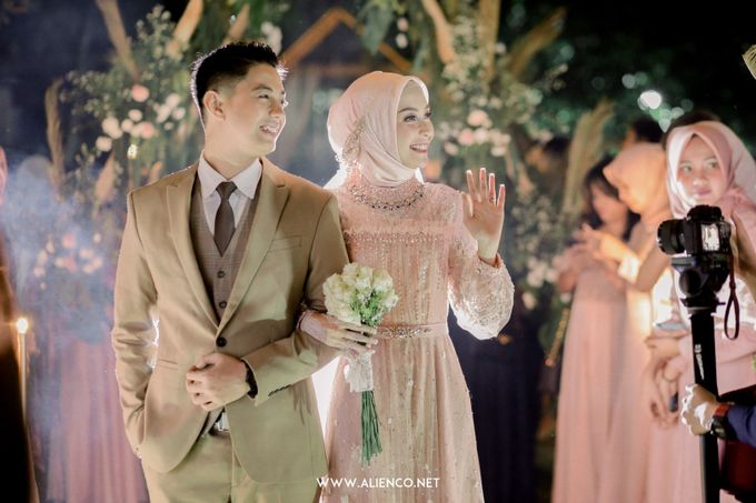 The Wedding Of Melly & Wisnu by alienco photography - 048