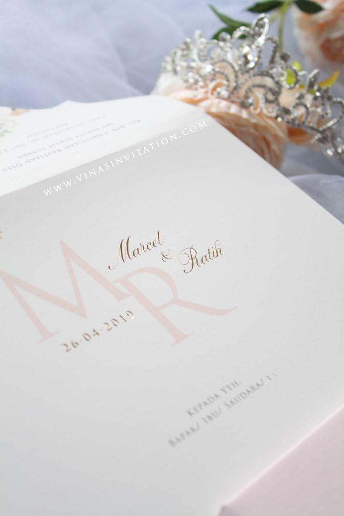 Marcel & Ratih by Vinas Invitation - 004
