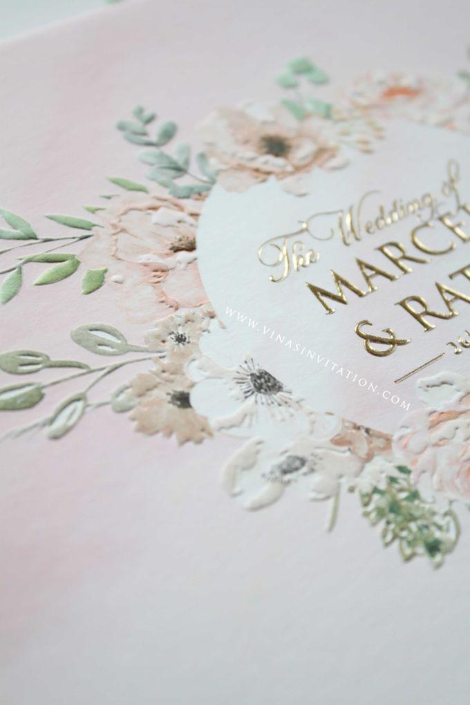 Marcel & Ratih by Vinas Invitation - 005