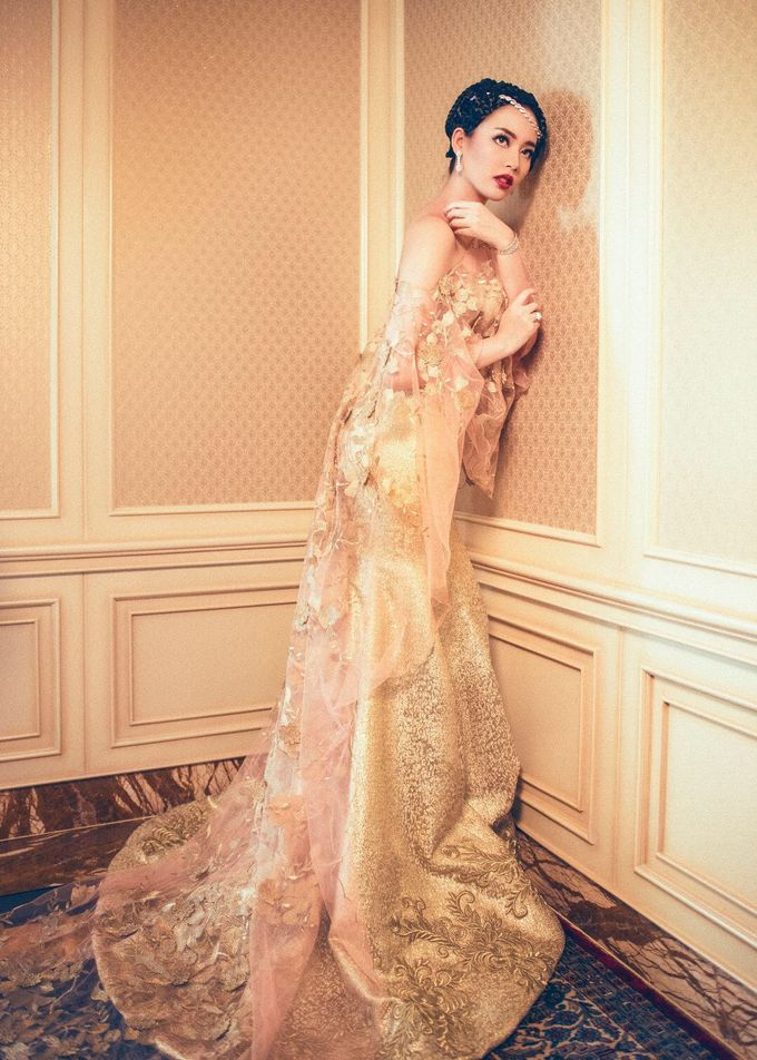 New Collection Gaun & Busana Pengantin by Hengki Kawilarang Couture - 006