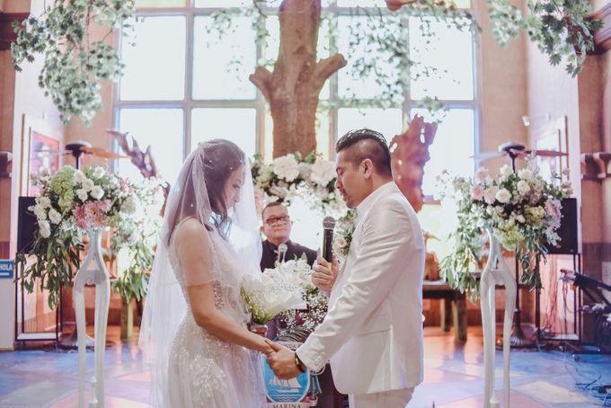 THE WEDDING OF ALIA AND MARTIN by ODDY PRANATHA - 005