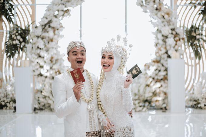 Adit & Citias Akad Decoration by Valentine Wedding Decoration - 025
