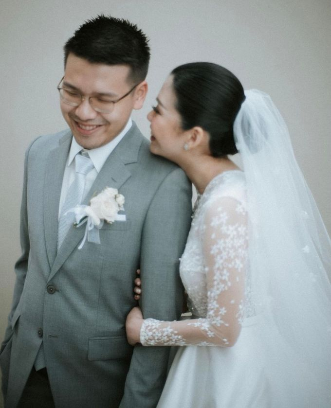 The Engagement & Wedding of Wilson & Natania by Silverjoy Gift - 005