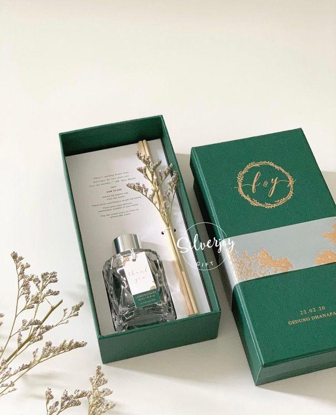 Febru + Yudistira Wedding by Silverjoy Gift - 001