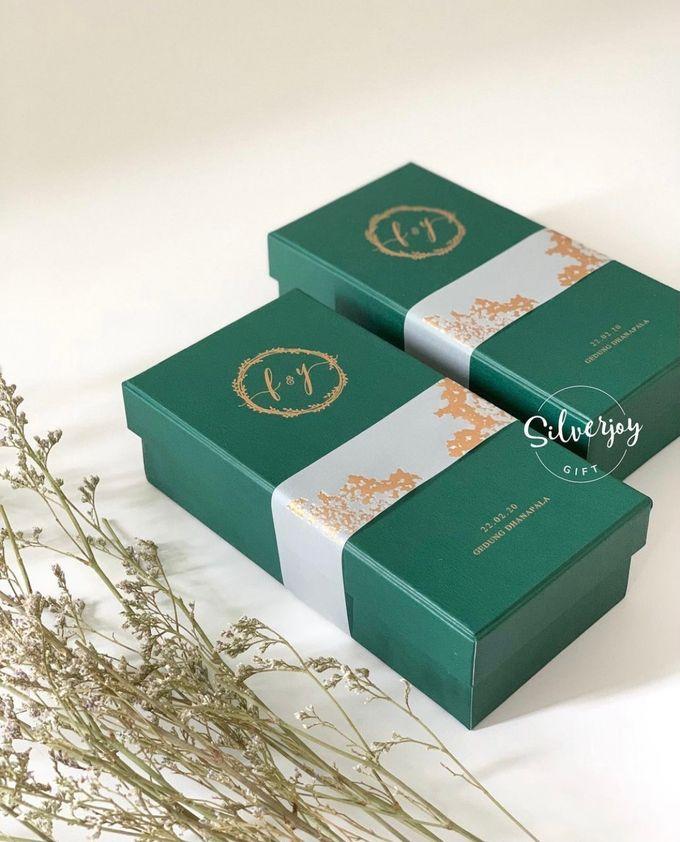 Febru + Yudistira Wedding by Silverjoy Gift - 002
