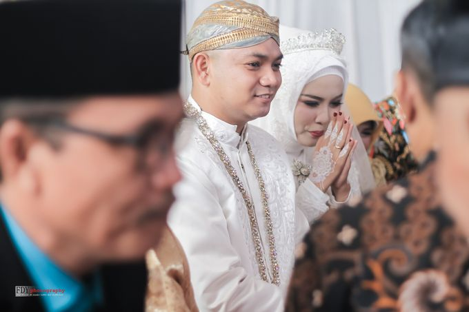 WEDDING ANALISA & PARAS by FDY Photography - 003
