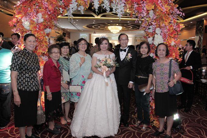 Weddding day of Jujianto & Yuvi at Angke Restaurant Kelapa Gading by Angke Restaurant & Ballroom Jakarta - 006