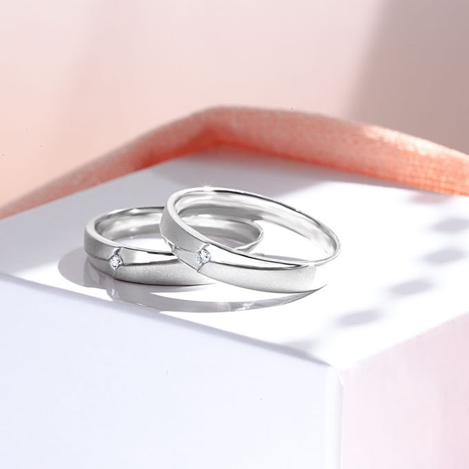 Wedding Ring - Simply Collection by ORORI - 010