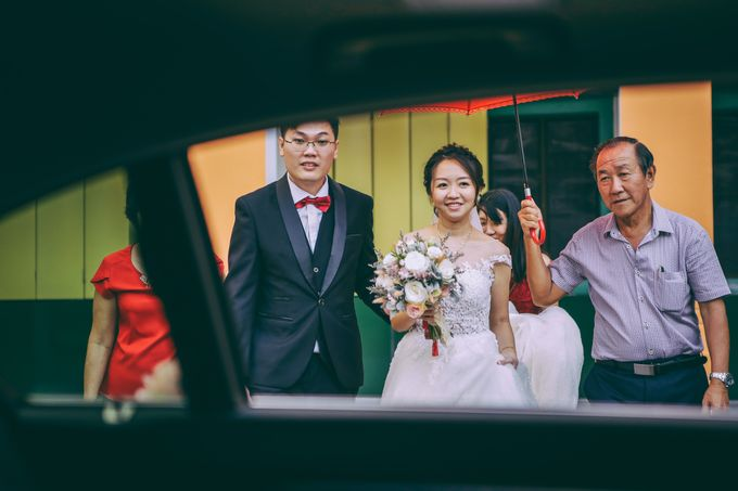 Actual Day Wedding by  Inspire Workz Studio - 030