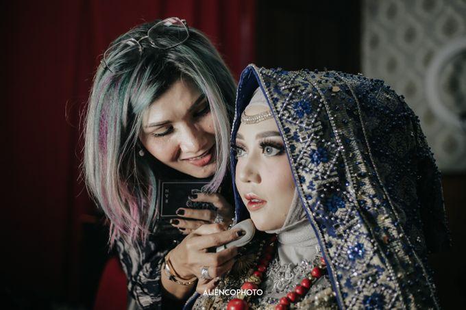 PURI ARDHYA GARINI WEDDING OF NIA & AFFAN by alienco photography - 002