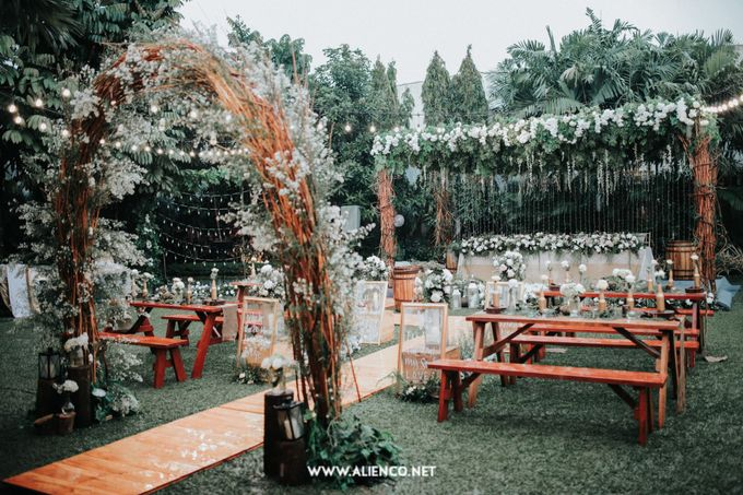 The Wedding of Richard & Valerie by alienco photography - 011