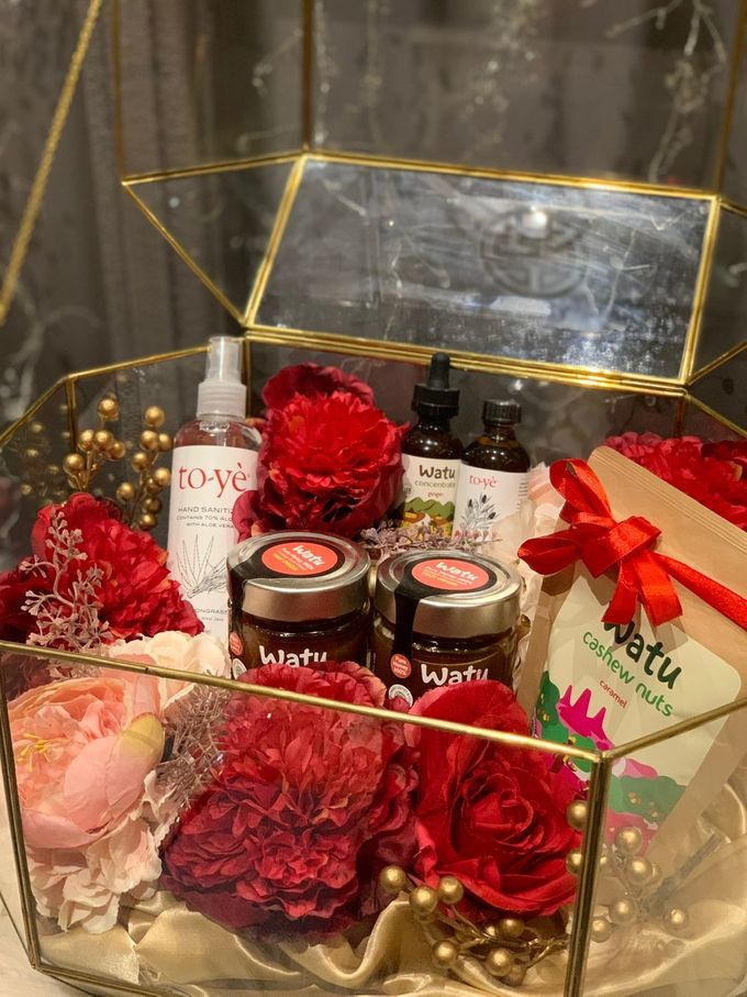Customized Healthy Gifts for Sangjit Day by Talasi - Healthy Souvenir & Gift - 003