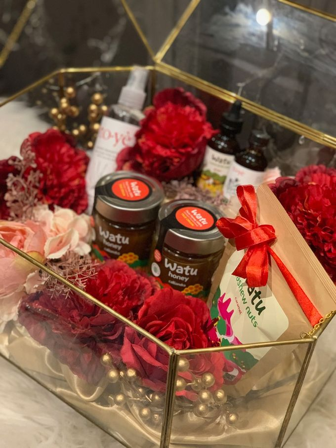 Customized Healthy Gifts for Sangjit Day by Talasi - Healthy Souvenir & Gift - 005