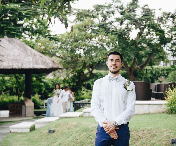 Wedding of Deasy & Nikolay by Tirza Zoraya - 005