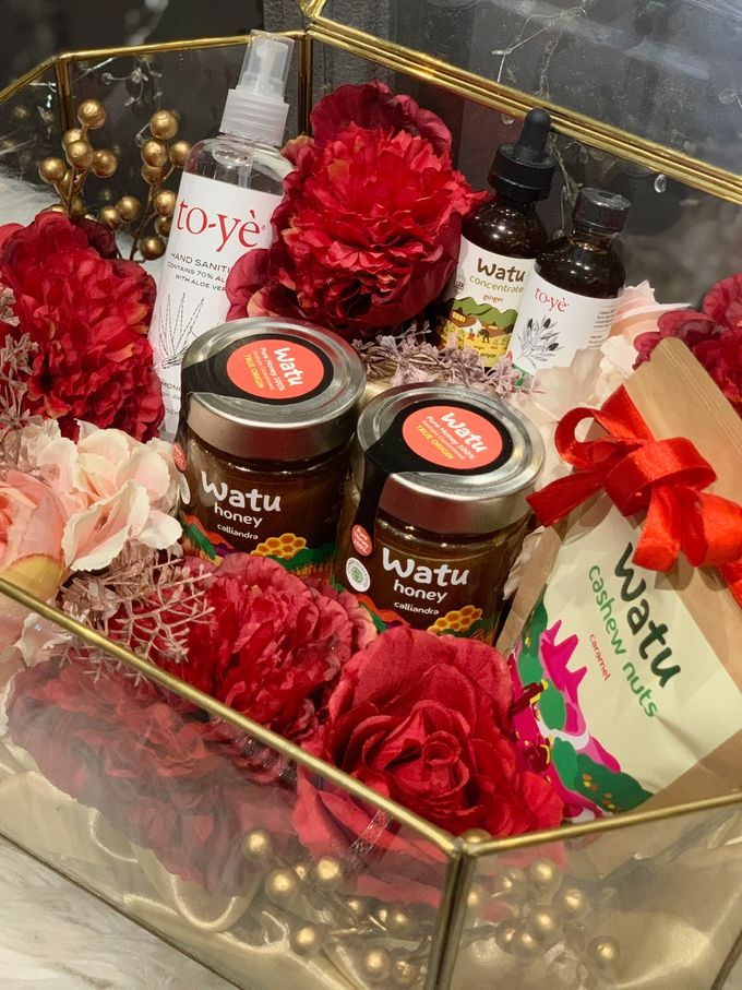 Customized Healthy Gifts for Sangjit Day by Talasi - Healthy Souvenir & Gift - 002
